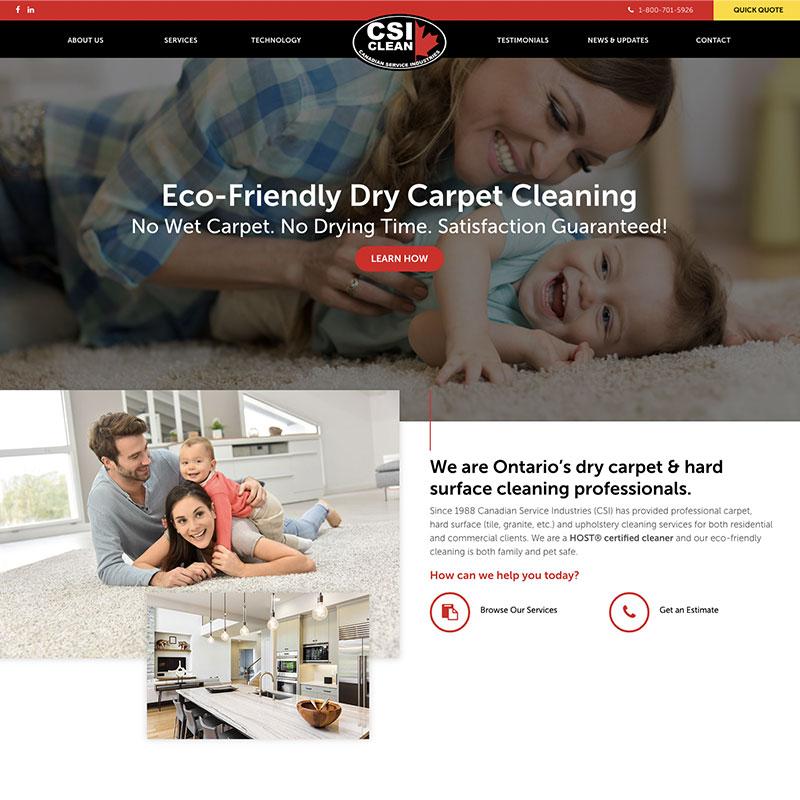 CSI Clean